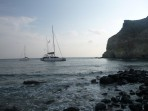 Pláž Kambia - ostrov Santorini foto 3