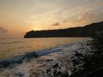 Pláž Mesa Pigadia - ostrov Santorini foto 2