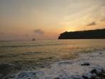 Pláž Mesa Pigadia - ostrov Santorini foto 3
