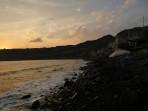 Pláž Mesa Pigadia - ostrov Santorini foto 4