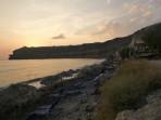 Pláž Mesa Pigadia - ostrov Santorini foto 8