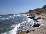 Pláž Paradisi - ostrov Santorini foto 4