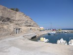 Pláž Vourvoulos - ostrov Santorini foto 9