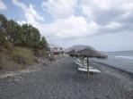 Pláž Agios Georgios - ostrov Santorini foto 1