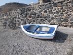 Pláž Akrotiri - ostrov Santorini foto 1
