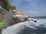 Pláž Akrotiri - ostrov Santorini foto 2