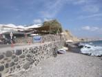 Pláž Akrotiri - ostrov Santorini foto 3