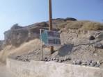 Pláž Akrotiri - ostrov Santorini foto 5