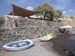 Pláž Akrotiri - ostrov Santorini foto 6