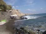 Pláž Akrotiri - ostrov Santorini foto 7