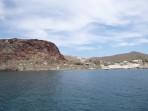 Pláž Akrotiri - ostrov Santorini foto 8