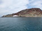 Pláž Akrotiri - ostrov Santorini foto 9