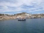 Pláž Akrotiri - ostrov Santorini foto 11