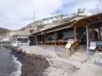 Pláž Akrotiri - ostrov Santorini foto 15