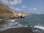 Pláž Almyra - ostrov Santorini foto 2