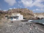 Pláž Almyra - ostrov Santorini foto 3