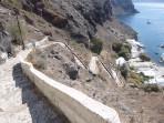 Pláž Armeni - ostrov Santorini foto 2