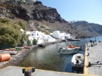 Pláž Armeni - ostrov Santorini foto 4