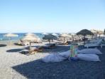 Pláž Avis - ostrov Santorini foto 13
