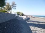 Pláž Avis - ostrov Santorini foto 21