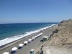 Pláž Baxedes - ostrov Santorini foto 2