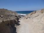 Pláž Baxedes - ostrov Santorini foto 4