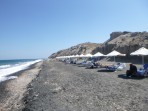 Pláž Baxedes - ostrov Santorini foto 5