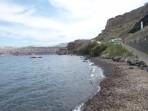 Pláž Caldera - ostrov Santorini foto 11