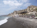 Pláž Eros - ostrov Santorini foto 4