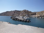 Pláž Exo Gialos - ostrov Santorini foto 2