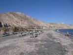 Pláž Exo Gialos - ostrov Santorini foto 6