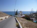 Pláž Exo Gialos - ostrov Santorini foto 12