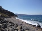 Pláž Katharos - ostrov Santorini foto 2