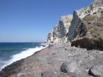 Pláž Katharos - ostrov Santorini foto 3
