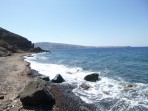 Pláž Katharos - ostrov Santorini foto 4