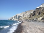 Pláž Katharos - ostrov Santorini foto 5