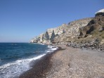 Pláž Katharos - ostrov Santorini foto 6