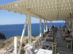Pláž Katharos - ostrov Santorini foto 9