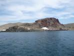 Pláž Red Beach - ostrov Santorini foto 15
