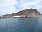 Pláž Red Beach - ostrov Santorini foto 17