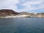 Pláž Red Beach - ostrov Santorini foto 20