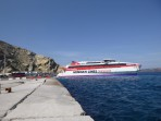 Athinios - ostrov Santorini foto 1