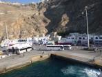 Athinios - ostrov Santorini foto 13