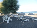 Pláž Agia Paraskevi - ostrov Santorini foto 4