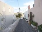 Firostefani - ostrov Santorini foto 8