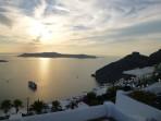 Firostefani - ostrov Santorini foto 15