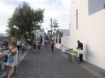 Firostefani - ostrov Santorini foto 16