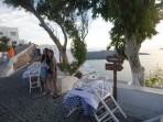 Firostefani - ostrov Santorini foto 17