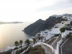 Firostefani - ostrov Santorini foto 19