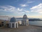 Firostefani - ostrov Santorini foto 23